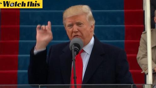 美总统特朗普就任一年 美国外交政策彻底改变