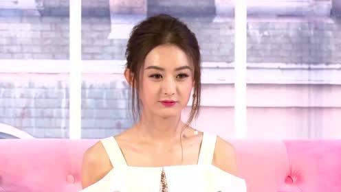 赵丽颖新剧女配们的整形史能写成教科书  她会不会有压力?