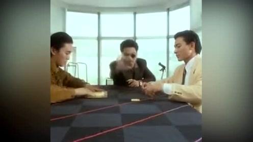 """《赌侠》一局分胜负,若我赢了,带我见师傅""""赌神"""""""