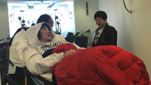 疑陈红患病被紧急送往医院 前夫曾因某女星被拘