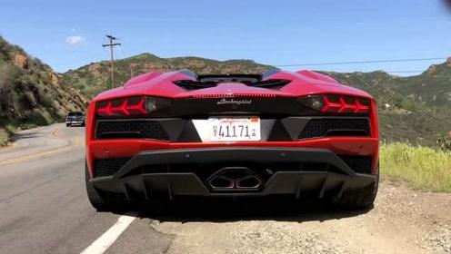 兰博基尼 Aventador S vs McLaren 720S ,谁的声浪更好听?