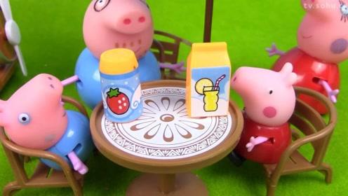 小猪佩奇第一次听爸妈讲故事,仿真版亲自游戏