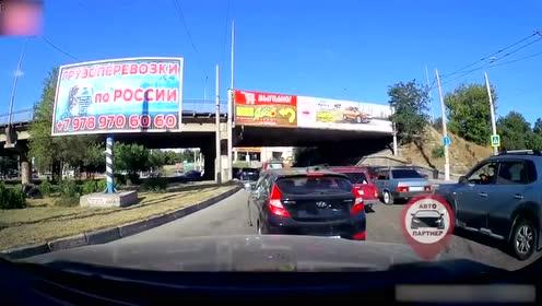俄罗斯公路愤怒