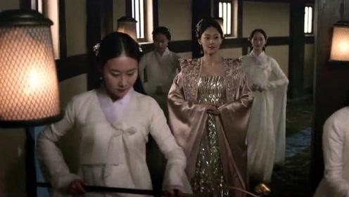 三生三世:素锦把夜华骗到素锦族,真是小人得志啊