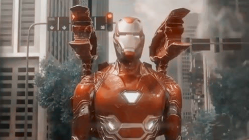 《复仇者联盟4》饭制预告片,惊奇队长也出现在其中,太燃了
