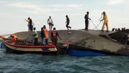 坦桑尼亚发生沉船事故 遇难人数或上升至200多人