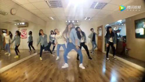 美女舞团跳BigBang《SOBER》,超有活力!
