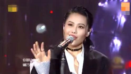 歌手袁娅维帅气翻唱李宇春经典, 《下个, 路口, 见》