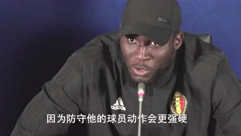 卢卡库谈内马尔:他是世界最佳球员!