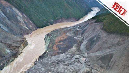 直播回看:金沙江堰塞湖趋稳 正抢通受损道路