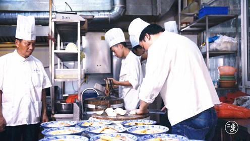 上海大叔开本帮菜馆,祖传百年手艺烹饪,正宗讲究红遍上海滩