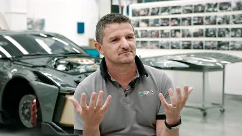 Italdesign制造日产GT-R50