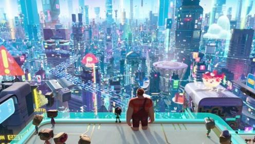 迪士尼《无敌破坏王2:大闹互联网》中国终极预告片