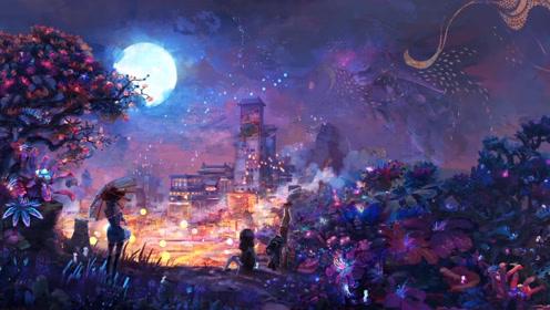 """原来我们生活的世界是虚幻世界?《山河社稷图》带你走进""""真实世界""""!"""