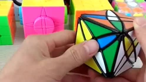 魔方教程:简单易学的魔星魔方教程视频基础5