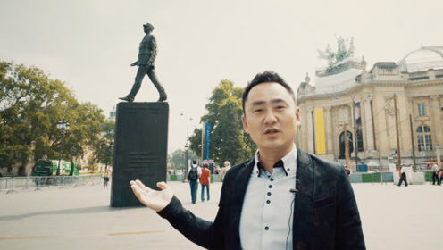世界我知道第十八集:巴黎街头这些雕像原来是他们