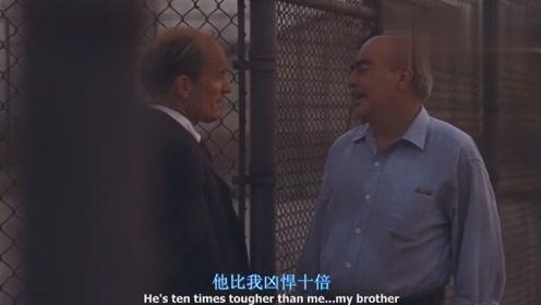 教父2大结局:麦克再次上演团灭对手,这次包括自己哥哥,超经典