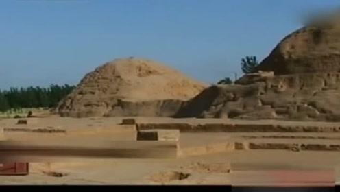 村庄挖出大墓,专家挖掘时毛骨悚然,墓内地上惊现四脚朝天的人