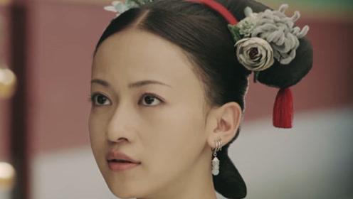 延禧攻略:傅恒拦住魏璎珞,问她是不是故意害自己,璎珞装不知道