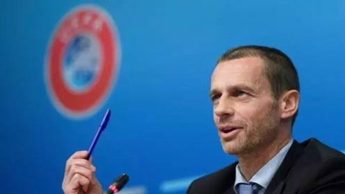 欧足联主席首次访华,第一站竟是刷脸支付