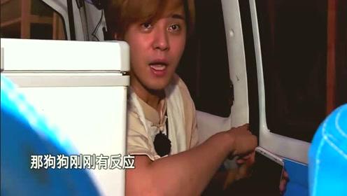 《极限挑战》罗志祥被锁冷藏车冻成冰喊破嗓子求救援!
