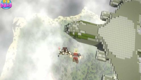 我的世界动画 1飞翔之鹰
