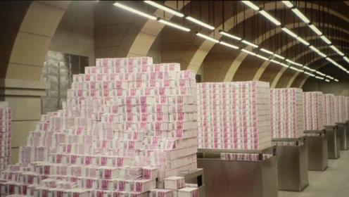 一亿元人民币堆在一起究竟有多高多重?看完大开了眼界!