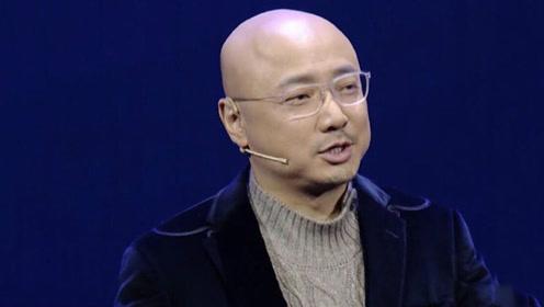 徐峥自曝20岁就秃头 抹生姜生发水被同学嘲笑