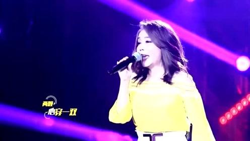 辛晓琪现场深情演唱一首《爱神的箭》倾情演绎温柔歌声,超好听