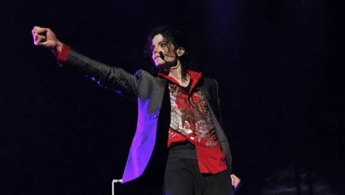 迈克尔杰克逊史诗级演唱会现场