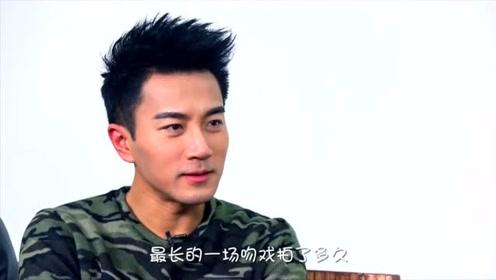 刘恺威谈绝对接受不了杨幂拍吻戏的男星名单,这个人绝对拒绝!