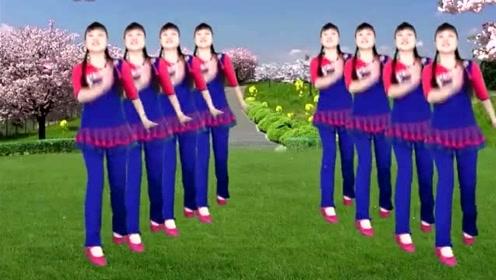 广场舞70年代《老歌》,旋律好听舞步简单附分解!让我们致敬经典