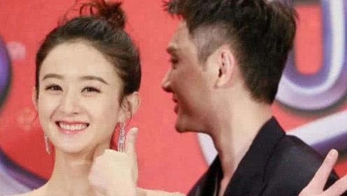 冯绍峰晒妻子睡衣照 谁注意到他手放的位置了