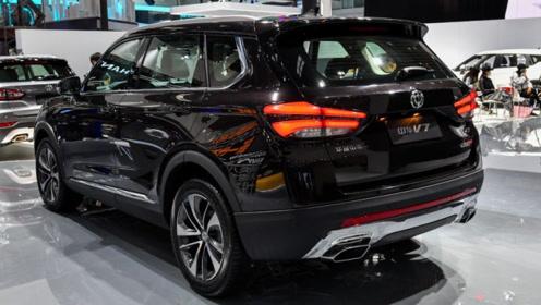 36亿确定没白花?国产SUV用上宝马发动机,10.87万价格比对手公道