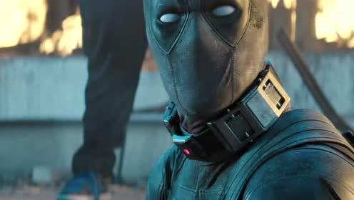 IMAX《死侍2》开始预售,银幕面基正式开启!
