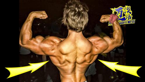 健体网红杰夫赛德2019年开年背部和手臂训练动作示范