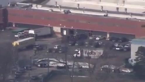 美国伊利诺伊州一家公司发生枪击案 枪手开枪滥射致多人死亡