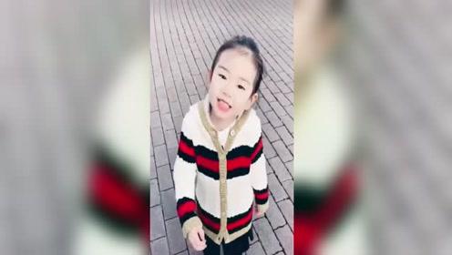 戚薇李承铉女儿4岁生日,小Lucky也太可爱了吧!