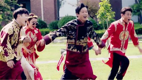 《逆流而上的你》大结局 三对夫妻收获幸福同办婚礼 邹凯却一脸委屈