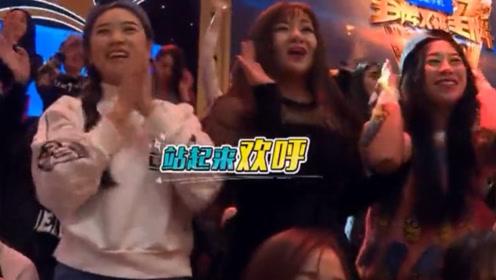 鹿晗舞蹈视频来了!帅气有型,女粉丝站起来欢呼