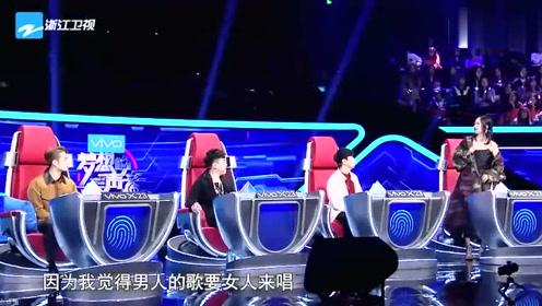 林俊杰现场表演花式功夫,谭维维表示不服:我也练过的