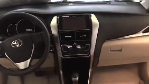 丰田威驰VIOS,外观和内饰真的很棒,重要的是性价比很高