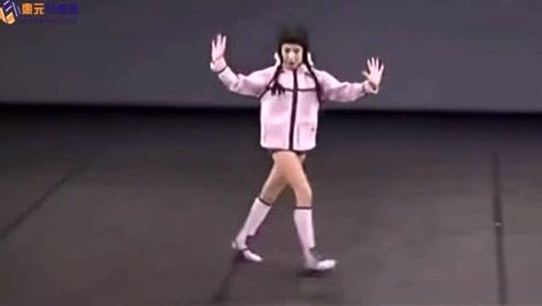 """被称最""""诡异""""的舞蹈!如果没有观众的掌声,感觉都不敢呼吸!"""