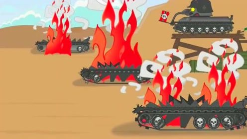 坦克世界搞笑动画:这是什么东西?这么多管子的作用是什么?