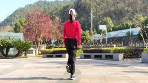 跨年曳步舞《喜庆洋洋2019》6组动作,舞步新颖简单有教学