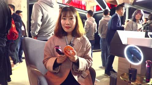 XESS智能V脸射频美容仪