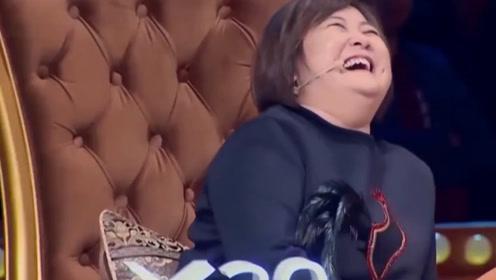 哈哈!魏翔联手柳岩爆笑演绎江湖爱恨情仇,这段让贾玲笑的前仰后合