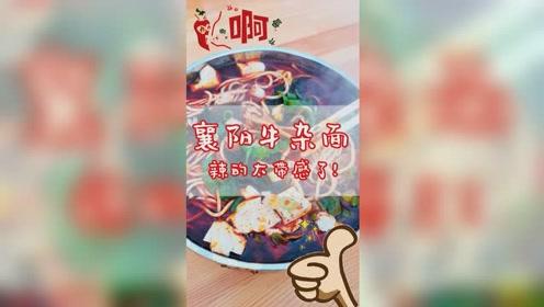 开车几个小时来吃襄阳牛杂面,料多味足辣的巨带感!