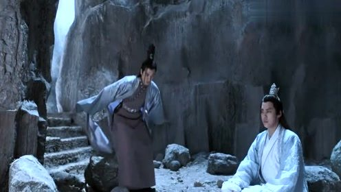 青云志2:两男子为了碧瑶,差点吵起来,不愧是情敌