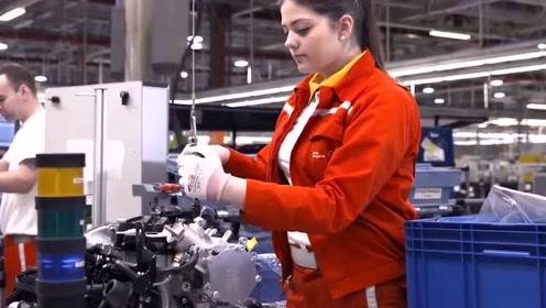 探访奥迪发动机制造工厂,带你感受下德国制造的精髓